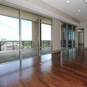 At No. 6, 4242 Broadway Unit 2002, a three-bedroom, six-bathroom condo, is listed for $3.77 million. The 5,395-square-foot unit is located north of downtown.