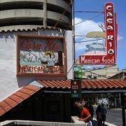 6. Casa Rio (Mexican, Tex-Mex) | 3 stars with 225 reviews.