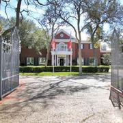 At No. 7, 100 Pin Oak Forest St., a seven-bedroom, eight-bathroom house, is listed for $3.3 million. The 10,496-square-foot house is located in Hill Country Village.