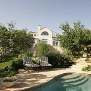 At No. 9, 9226 S. Pony Express St., an eight-bedroom, 10-bathroom house, is listed for $2.95 million. The 10,078-square-foot house is located in Northwest San Antonio.
