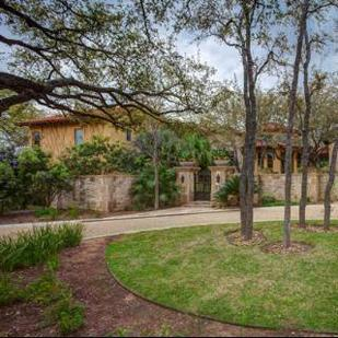 At No. 10, 28 Kelian Court, a six-bedroom, nine-bathroom house, is listed for $2.8 million. The 8,786-square-foot house is located in the Elm Creek subdivision in North San Antonio.