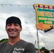 Cameron Davies is the co-owner of Boardwalk on Bulverde, San Antonio's first food truck park.