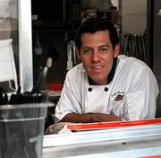 Frank Ramirez is the chef for Crepe Nation.