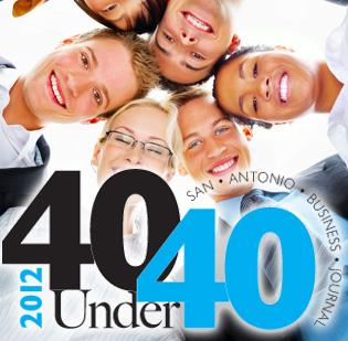 The San Antonio Business Journal has announced its 2012 40 Under 40 winners. Look at the list of winners to see who won.