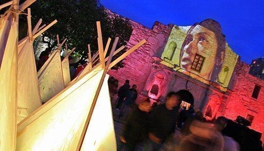 San Antonio's annual arts celebration Luminaria has been re-set for May 5.