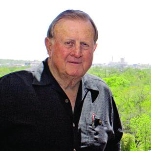 Red McCombs has been honored for he and his wife's efforts to financially support higher education.