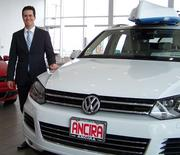 Diego Iturbe will become the new general manager for Ancira Volkswagen in Laredo, Texas.