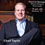 Meet today's 40 Under 40: Chad Taylor