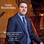 Meet today's 40 Under 40: Cory <strong>Kuchinsky</strong>