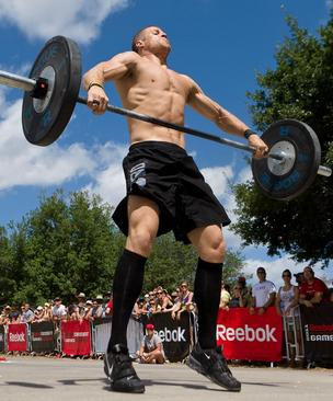 The 2012 Reebok CrossFit Games South Central Regional Championship will be held at the Freeman Coliseum.