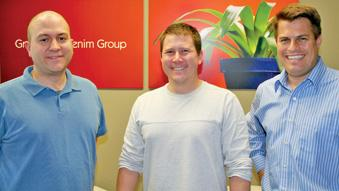 The Denim Group's Sheridan Chambers, Dan Cornell and John Dickson will collaborate with the U.S. Air Force on IT security research and development.