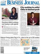 Print Edition Wrap-up: San Antonio Business Journal exclusives have a long shelf life (Slideshow)