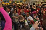 H-E-B sponsors in-store dance competition to promote fitness