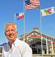 Morgan's Wonderland founder Gordon Hartman is being inducted into the 2012 San Antonio Business Hall of Fame.