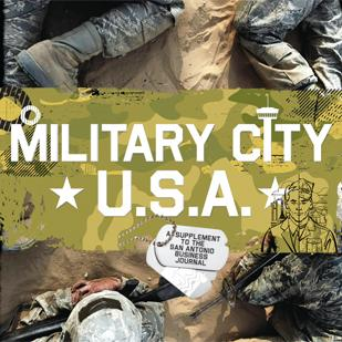 Military City USA is a special publication of the San Antonio Business Journal