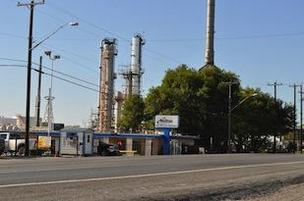 NuStar LP has finalized the sale of its San Antonio refinery, which it acquired out of bankruptcy in April 2011.