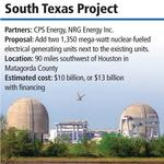 South Texas nuclear-power plant expansion project put on hold