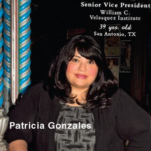 Meet today's 40 Under 40: Patricia Gonzales