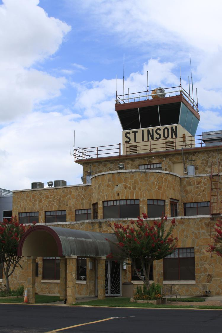 Bernard McGraw is opening a new Creole restaurant in San Antonio's Stinson Municipal Airport.
