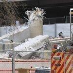 University Hospital building collapse halts parking project