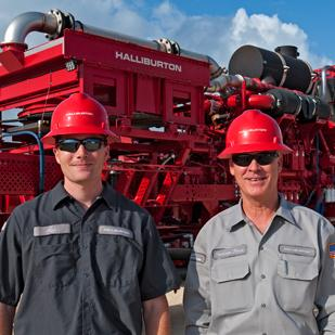 Best Overall Deal: Halliburton Co. — South Texas Area Operations Hub.Halliburton's Ryan Phillips, assistant district manager; and Sherman Pierce, South Texas real estate manager; are two of the company's key employees keeping development moving on the ground at the new San Antonio campus.
