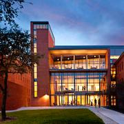 Best Educational Development:Trinity University's Center for the Sciences and Innovation —Designed to encourage collaboration and interdisciplinary research, the $127 million Center for the Sciences and Innovation (CSI) is the largest development ever undertaken by Trinity University.