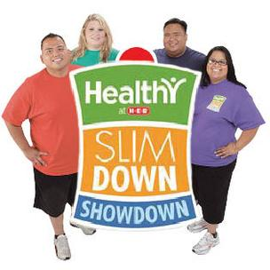 The San Antonio H-E-B Slimdown winners.