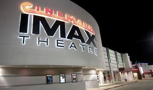 IMAX has some of its strongest-performing theaters in Russia, so it's expanding there.