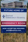 Baptist to open new emergency hospital in Schertz