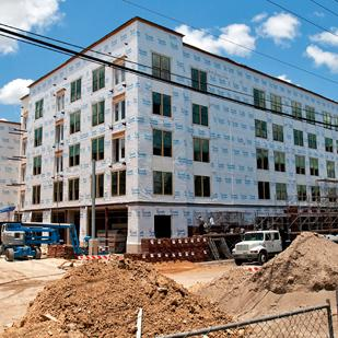 Silver Ventures Inc. is developing nearly 300 new residential units at Pearl and has begun preliminary work on plans for as many as 150 more units.