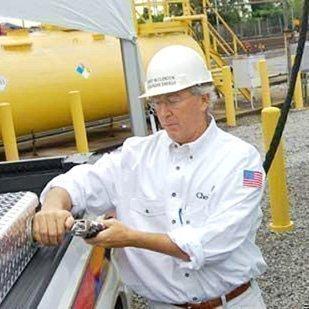 Chesapeake Energy Corp. CEO Aubrey McClendon.