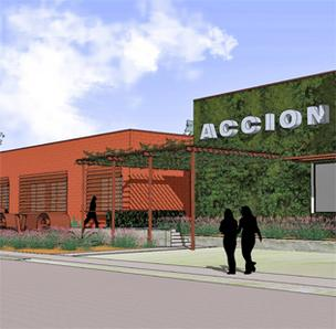 The $5.5 million capital campaign for ACCIÓN will support construction of a new headquarters and campus on San Antonio's West Side.