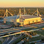 The Alamodome opened in San Antonio in 1993 and has hosted a variety of teams and events over the last two decades.