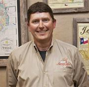 Kevin Brown, president of Abrego Development Co., is working on a mixed-use development in Kenedy, Texas.