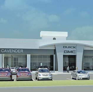 Gmc San Antonio >> Cavender Plans Major Makeover Of Its North San Antonio Gmc