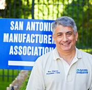 "San Antonio Manufacturers Association President Reynaldo ""Rey"" Chavez says local factories will see little impact from new immigration enforcement rules."
