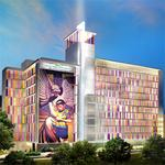 Christus received accreditation for new children's hospital