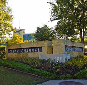 Clear Channel's holding company reported a $191.2 million net loss for the fourth quarter of 2012.