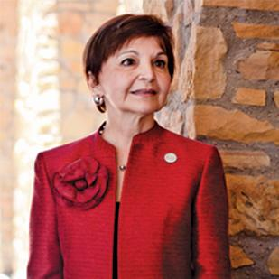 Dr. Maria Ferrier is the president of Texas A&M University-San Antonio.