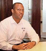 Craig Robinson is the president and CEO of the GlobalSCAPE.
