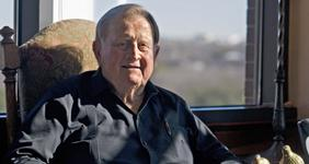Red McCombs doesn't rule out that the new venture fund will help to launch some new companies.