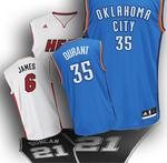 NBA close to allowing ads on players' jerseys