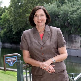 Suzanne Scott, general manager of the San Antonio River Authority