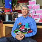 New Balance keeps foothold in shoe market