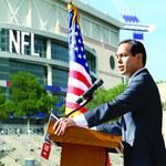 Mayor Castro should craft a new NFL game plan for San Antonio