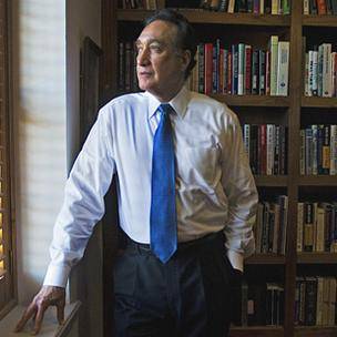 San Antonio Economic Foundation Chairman Henry Cisneros says the the booming Eagle Ford Shale oil-and-gas play is fueling demand for more health-care support services.