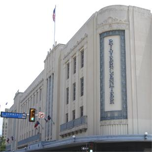 The redevelopment of Rivercenter mall downtown will include converting space in the mall's historic Joske's building into an entertainment destination anchored by a new Dave & Buster's venue.