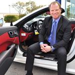 Former Spur revved up to enter car business
