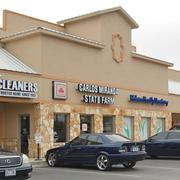 Core Commercial manages this retail center in Helotes. The center was 40 percent occupied when Core took over leasing and management. It is now 100 percent leased.