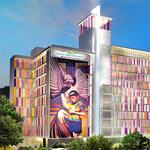 Christus signs on two partners for its planned children's hospital
